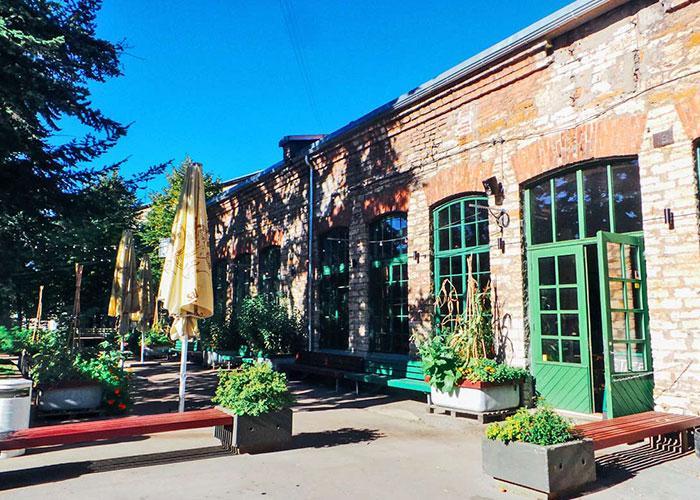Что посмотреть в Таллинне: район Каламая