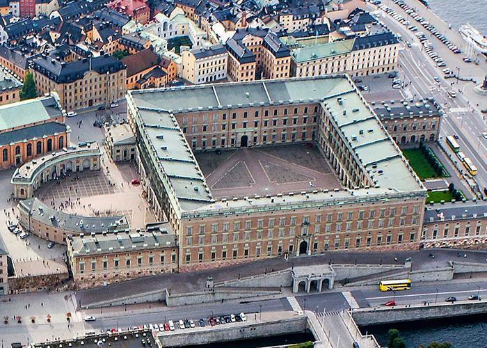 Достопримечательности Стокгольма: Королевский Дворец
