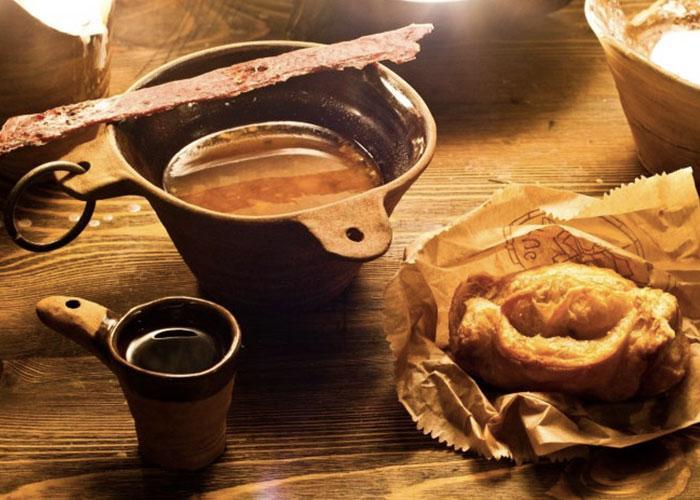 Ресторан Третий Дракон в Таллинне: вкусно, оригинально и не дорого поесть
