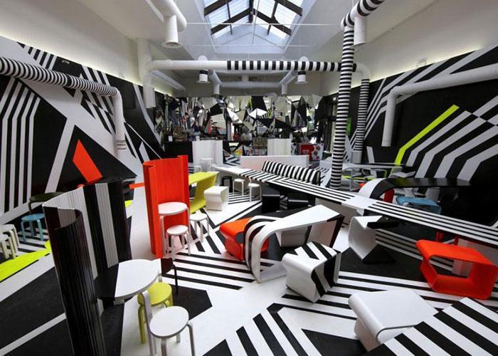 Магазины в Хельсинки: дизайнерская мебель