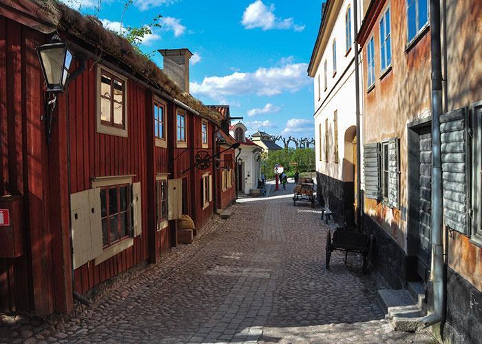 Скансен: музеи Стокгольма