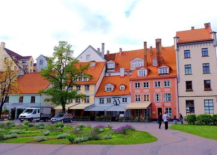 Туры в Ригу, Таллинн, Стокгольм и Хельсинки на паромах