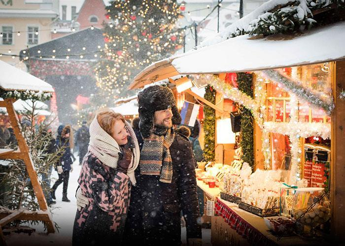 Новогодний круиз по Прибалтике и Скандинавии