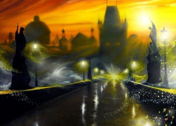 Вечерняя экскурсия Мистическая Прага - легенды и предания древнего города