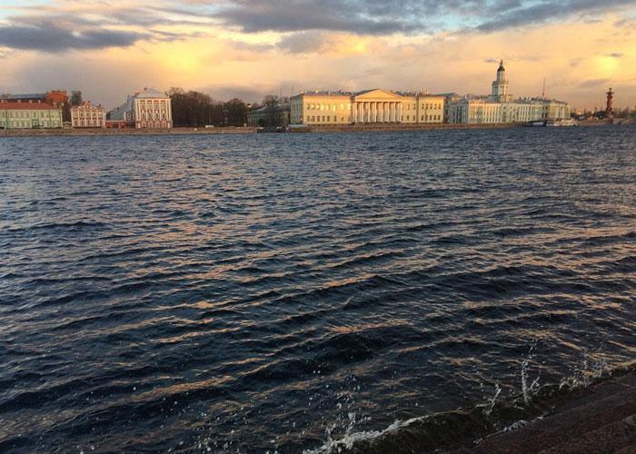 Поездка в Питер из Минска