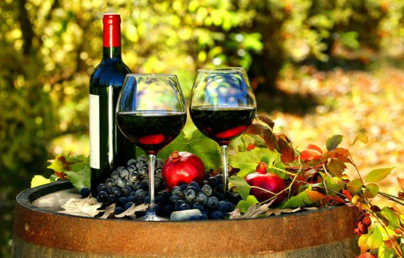 Киндзмараули дегустация вина