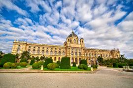 площадь Марии Терезии Вена