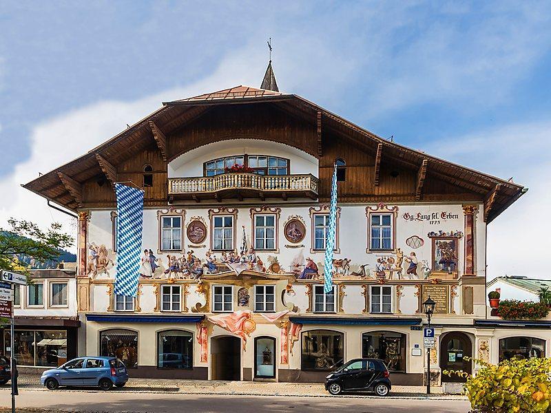 Обераммергау Бавария