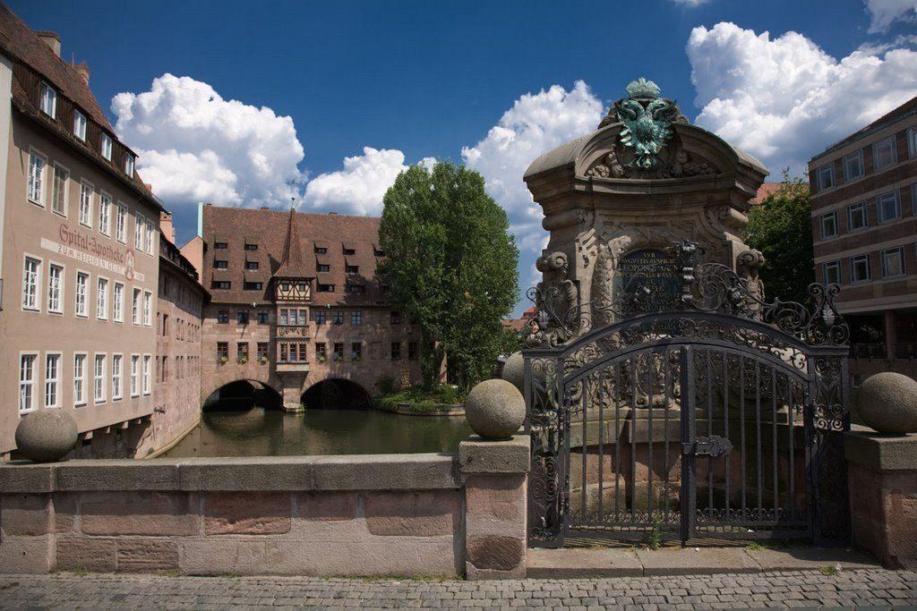 Нюрнберг больница Святого духа