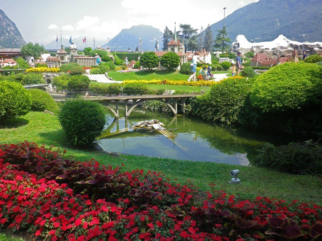 Лугано парк Чивико