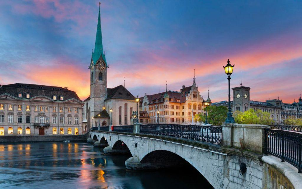 Цюрих мост
