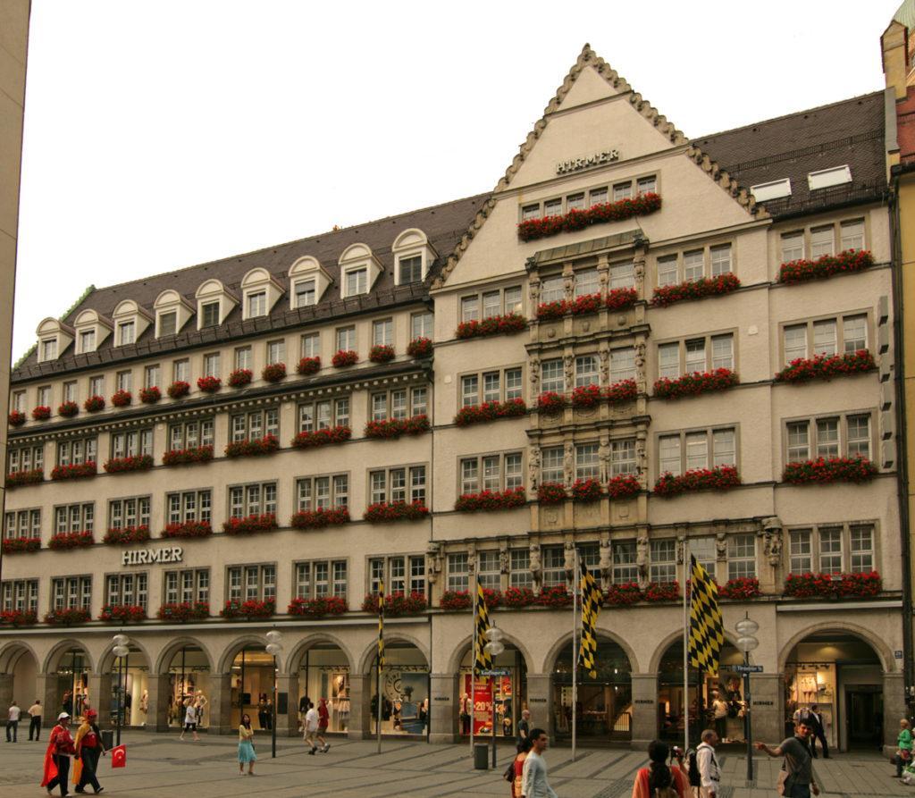 Коммерческое здание на Кауфингер Штрасс Мюнхен