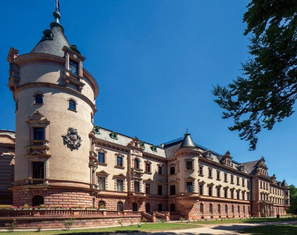 дворец герцогов Турнунд Таксис Регенсбург