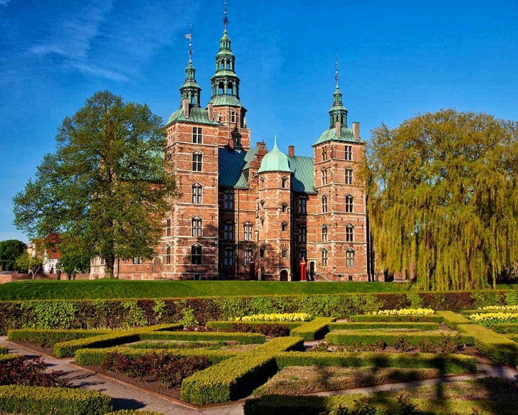 Королевский Дворец Розенборг