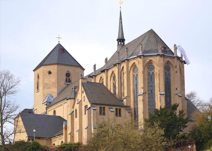 Менхенгладбах Базилика св.Витуса