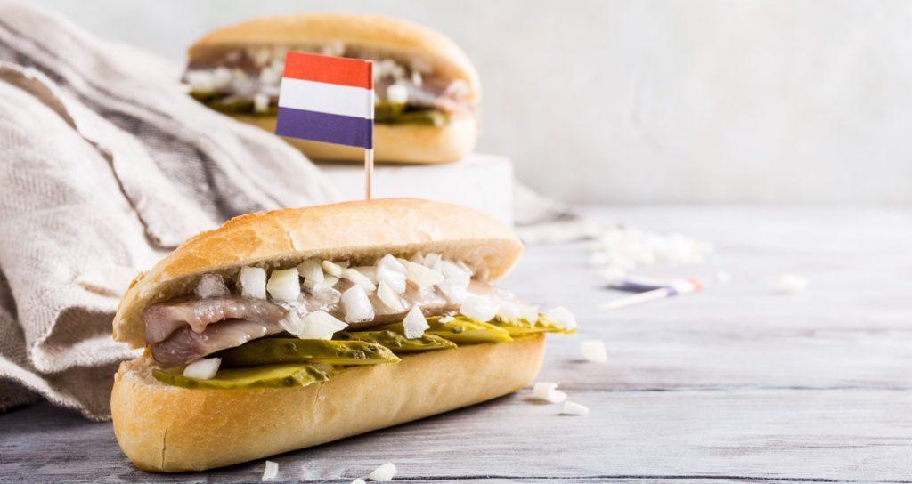голландская сельдь