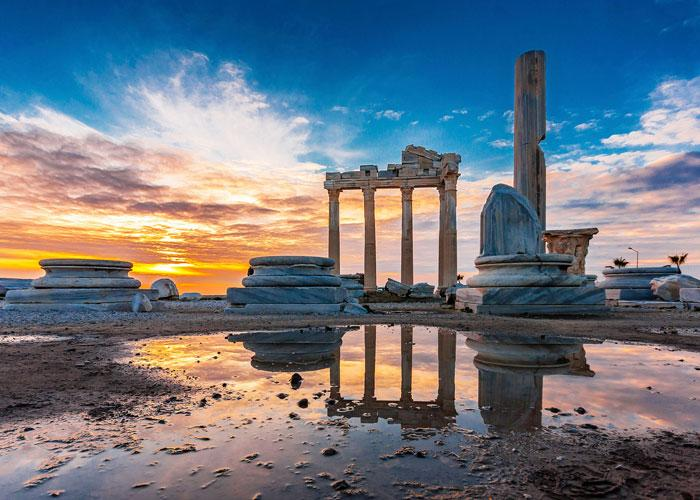 Храм Апполона в Сиде
